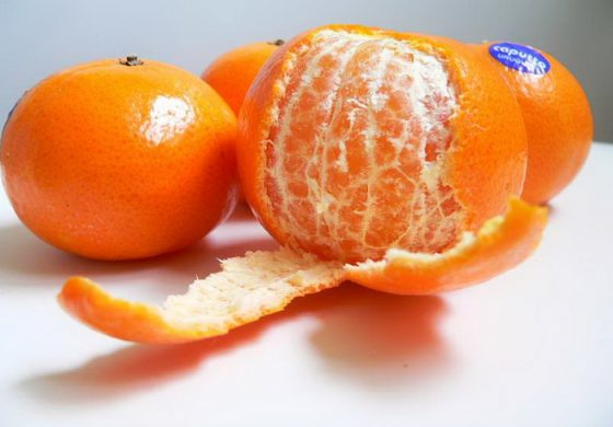 Кората од мандарина – лек за кашлица