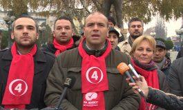 СДСМ со централен митинг утре во Куманово (фото)