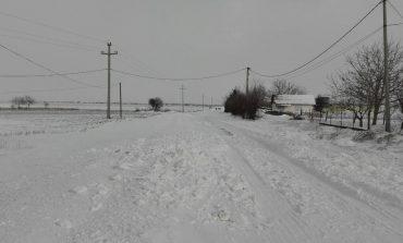 Снегот ќе продолжи и денес, снежната покривка покачена за неколку сантимтери