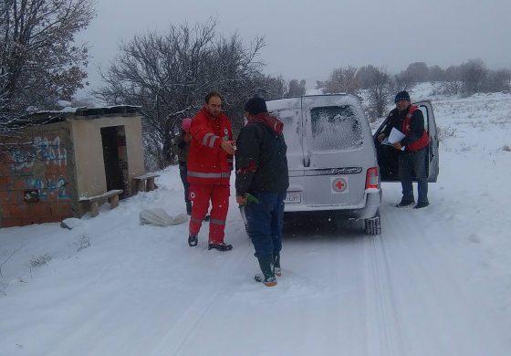 Црвениот крст Куманово лани дистрибуирал над 350 пакети храна за ранливи категории граѓани