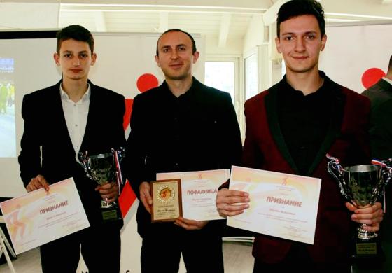 Кумановските атлетичари прогласени за најдобри во државата (фото)