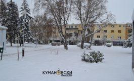 УХМР: На пониските места се очекува нова снежна покривка до 10 сантиметри
