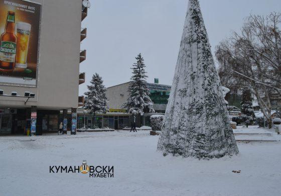 УХМР со најава за обилни врнежи од снег