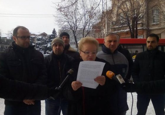 ОК ВМРО-ДПМНЕ: Договорот за зимско одржување на улиците е потпишан пред 5 дена