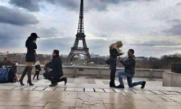 Кумановец и Битолчанец ги запросија девојките пред Ајфеловата кула (фото)