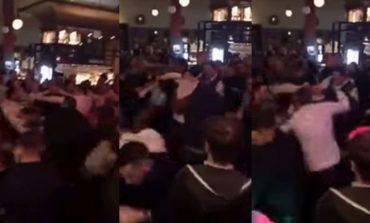 Како изгледа к'д ќе се затепав 100 пијани мужи? (видео)