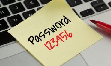 Ако вашата лозинка е на овој попис, под итно сменете ја!