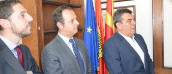 Италијанскиот амбасадор во протоколарна посета на Општина Куманово (видео)
