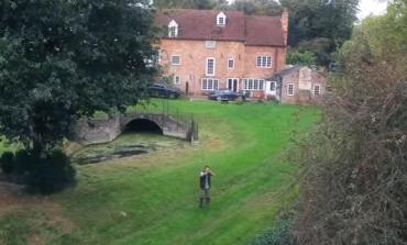 К'д комшија ти не е некој љубител на дронови (видео)