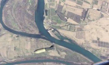 Ирачко воздушно бомбардирање врз силите на ИСИЛ (видео)