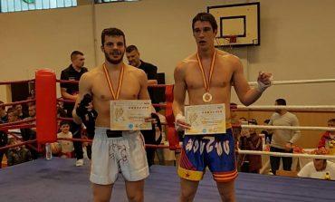 Кик-боксерот Филип Наковски стана вицешампион на Македонија