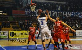 Без Мијатовиќ со 108 поени, КК Куманово го совлада Кожув (галерија)