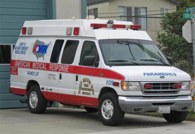 Незадоволен од болничката услуга, украл амбулантно возило