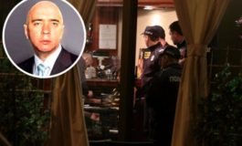 """Сопственикот на Телевизија """"Хепи"""" изрешетан во центарот на Белград (видео)"""