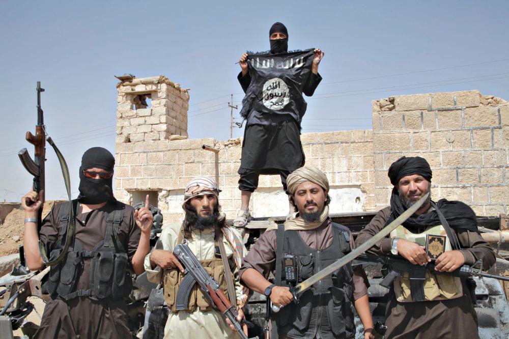 Тест за џихадисти, главна награда калашников