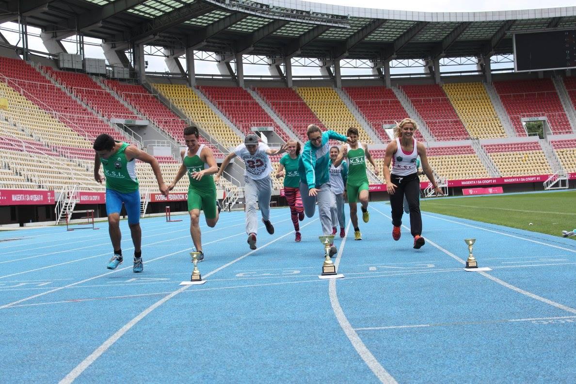 Кумановските атлетичари најдобри на Сениорскиот куп (галерија)