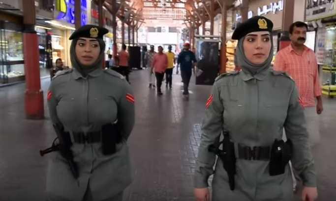 Допрел полицајка во Дубаи и дефинитивно зажалил
