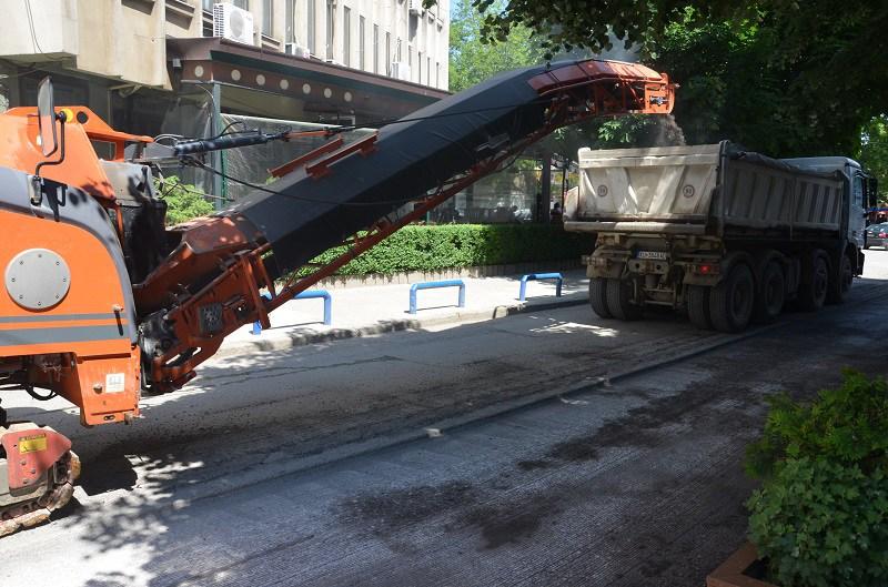 Започнува реконструкција и изградба на нови улици во градот (фото+видео)
