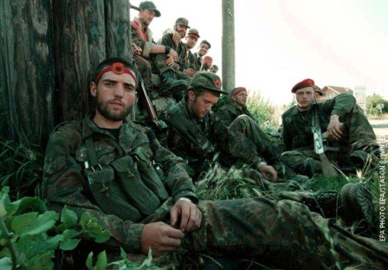 800 вооружани припадници на ОВК од Косово влегле во Македонија?