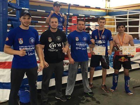 Кумановските кик-боксери брилираа на државното првенство, Наковски заминува на светски куп