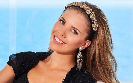 """Наследничката на империјата """"Сваровски"""" се омажи во венчаница од 700.000 евра и 46 килограми (фото)"""
