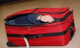 Украинка се обидела да си го шверцува детето во куфер