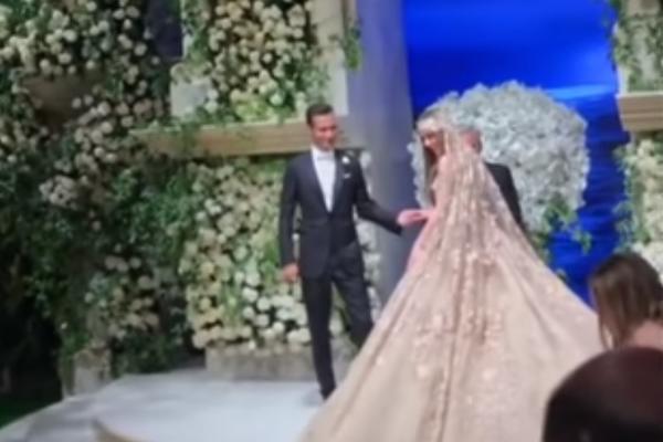 БРУТАЛНО РАСКОШНО: Кога деца на руски олигарси прават свадба  (видео)