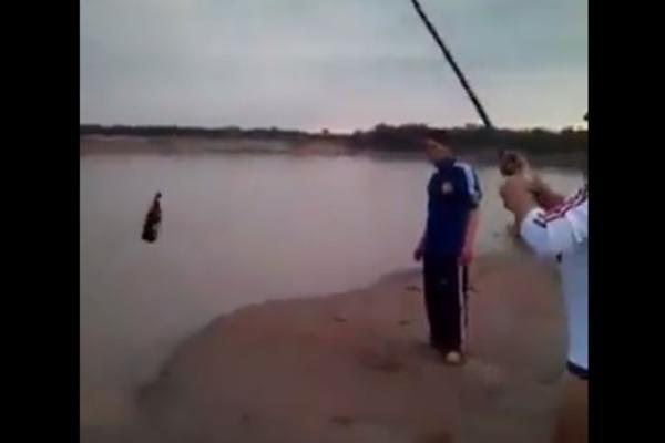 УРНЕБЕСНА СНИМКА: Како да уловите Словена? (видео)