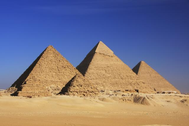 How the pyramids really are built in Egypt?  (video)