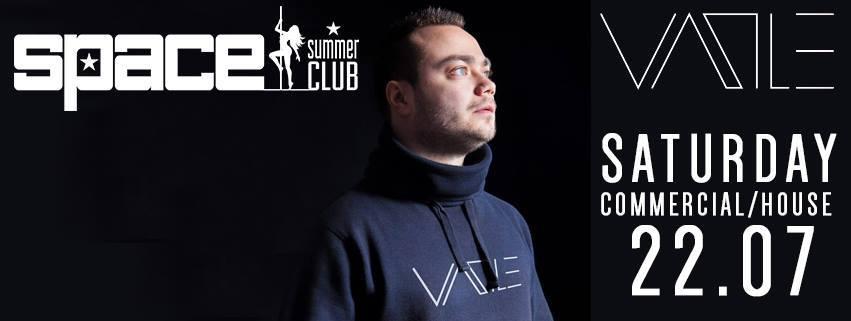 НЕ ПРОПУШТАЈТЕ: DJ VASILE вечерва во Summer Club Space