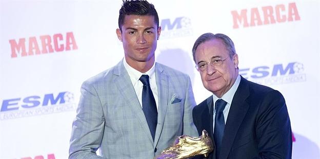 Перез: Роналдо останува во Реал