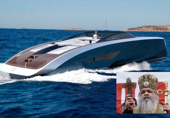 ВО БОЖЈИ ЦЕЛИ: Г.г. Стефан се поднови со јахта од 180.000 евра