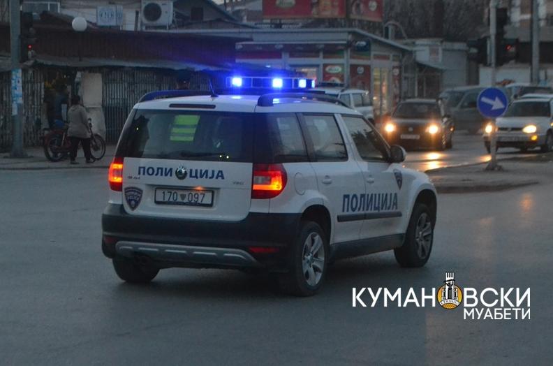 Немал возачка дозвола, па ги надпаднал полицајците што го стопирале во Липково