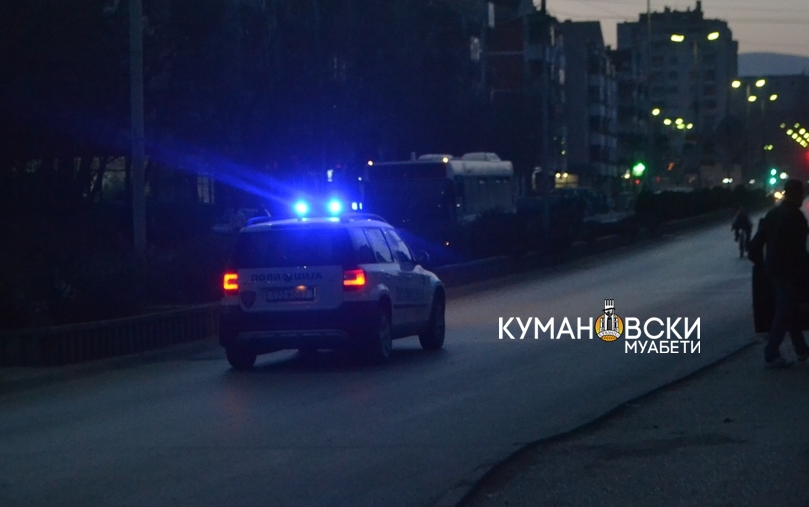 Тешко повреден мотоциклист од Куманово, по судир со автомобил