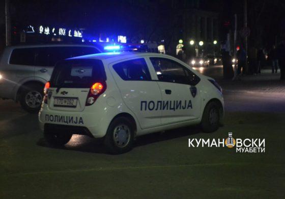 Две лица повредени во сообраќајка на патот Куманово – Крива Паланка