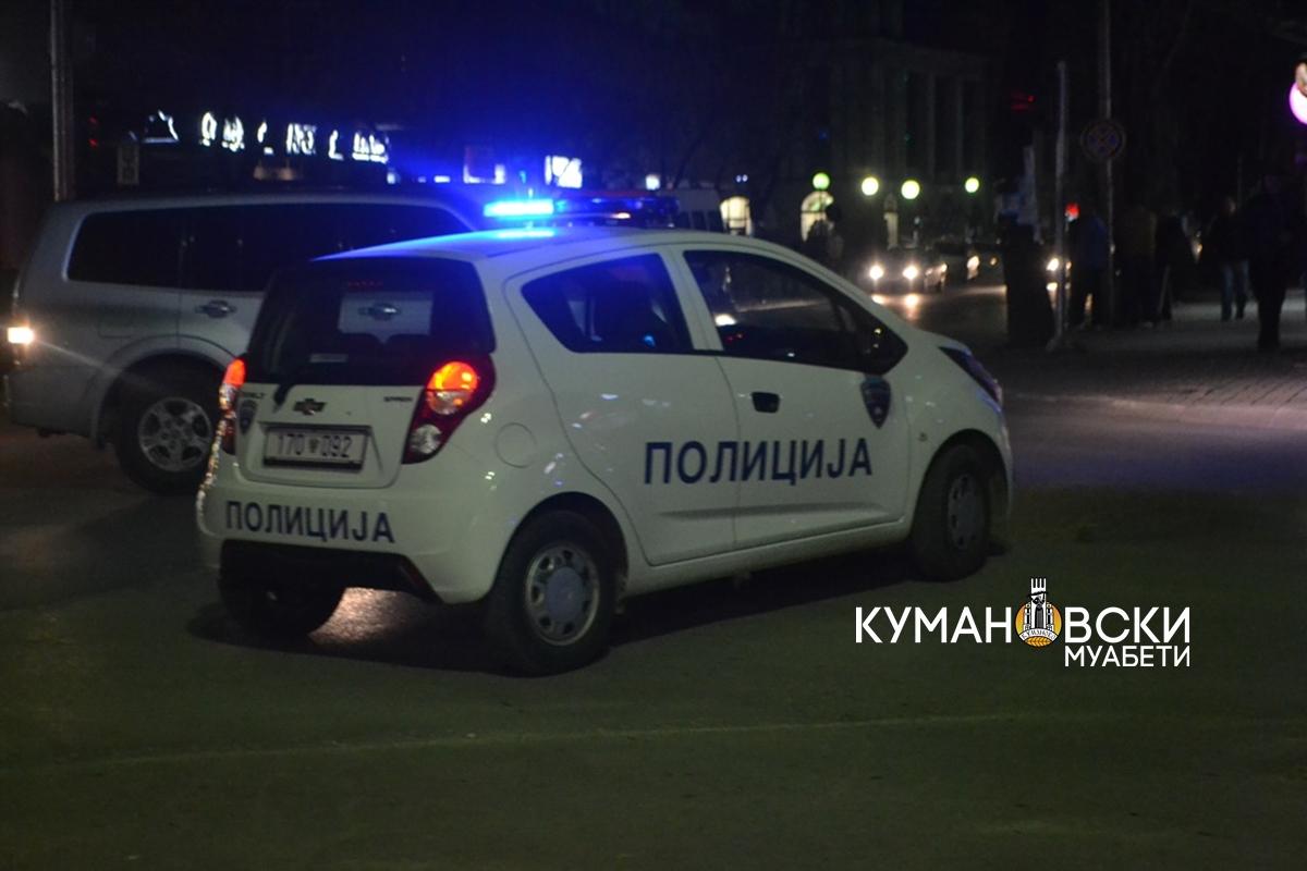 Едно лице тешко повредено во сообраќајка на патот Куманово - Свети Николе