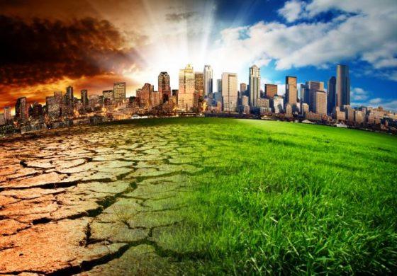 Мапа на земјите кои ќе успеат да ги преживеат климатските промени