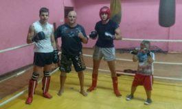 Давид Спасовски ќе се натпреварува на Европското првенство во кик-бокс (видео)