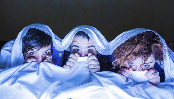 Ако сакате да ослабете- гледајте хорор филмови