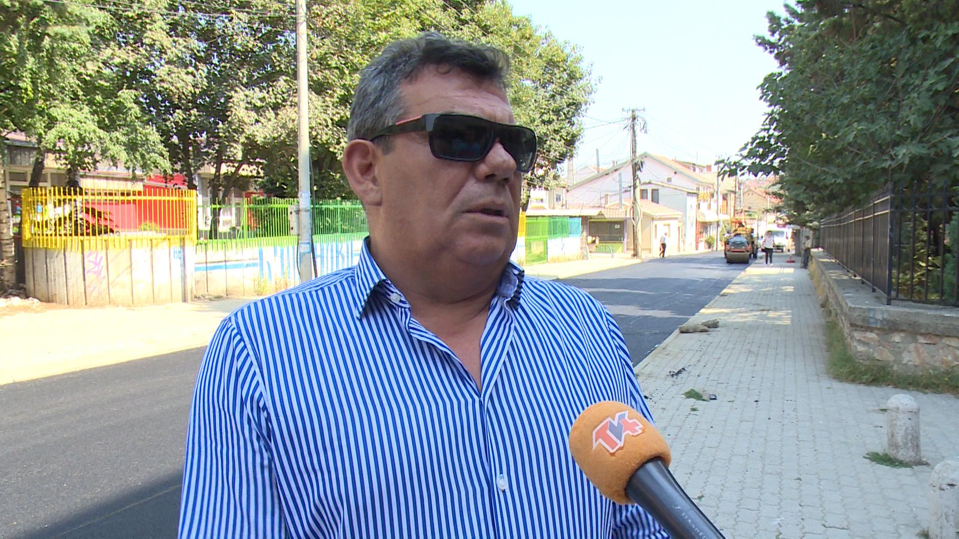 Дамјановски во трката за кандидат за градоначалник влегува со проект за нов плоштад (видео)