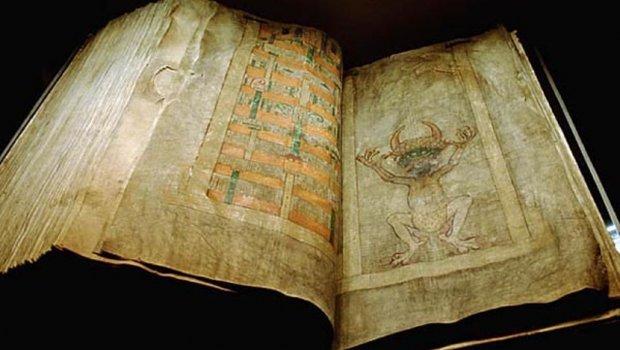 Книга која ја напишал ѓаволот: Стара 800 години, а не покажува знаци на стареење (фото+видео)