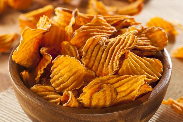 Најздравите алтернативи на чипсот