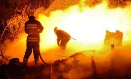 Пожар на грчкиот остров Китера: Евакуирани манастир и четири села