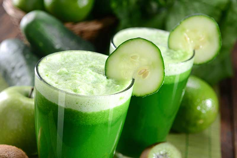 Сок од краставица – решение за многу здравствени проблеми