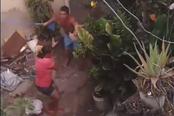 Мажот брутално сакаше да ја нападне, но дефинитивно не го очекуваше ова (видео)