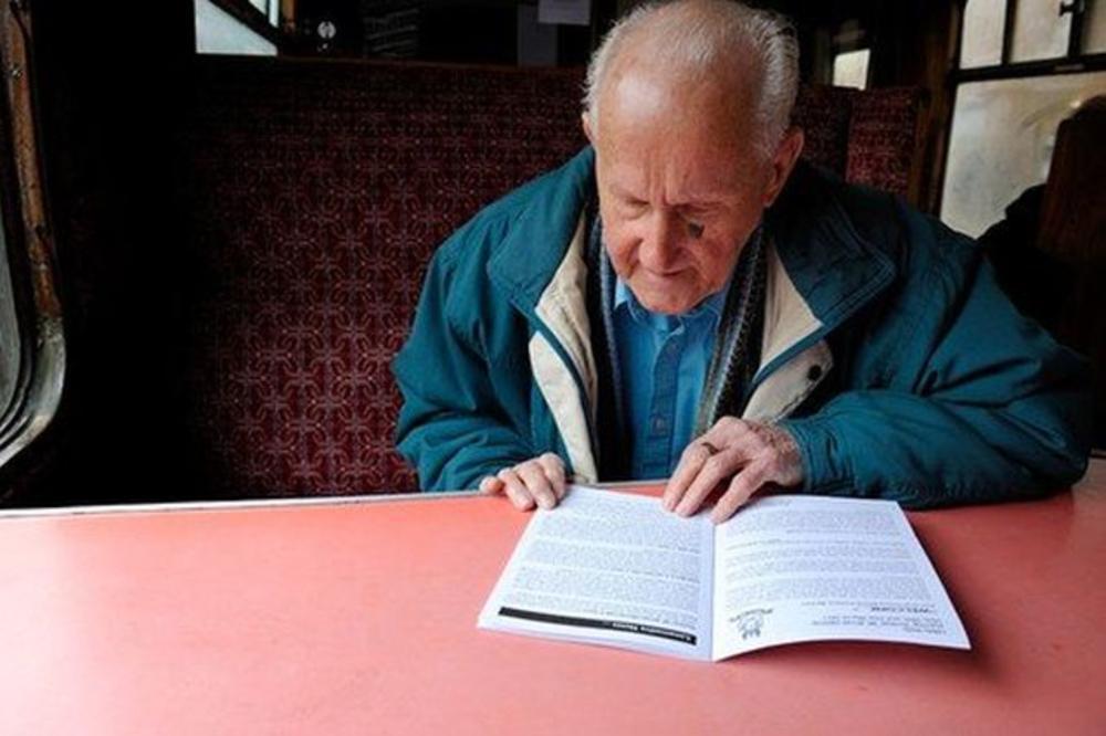 90-годишен пензионер од Хрватска преку оглас бара жена, а еве што нуди