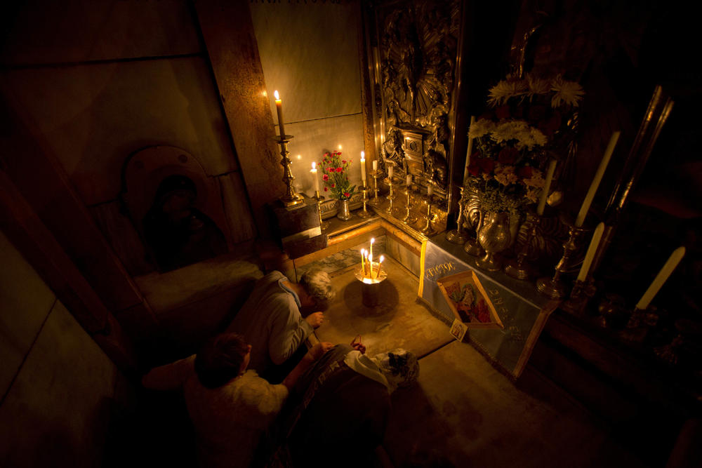 Исповед на жената која прва го отворила гробот на ИСУС: Со инструментите се случи нешто многу чудно...
