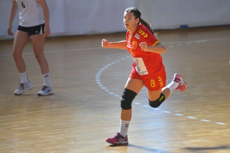 Мила Трајковиќ од ЖРК Куманово стана репрезентативка на младинската репрезентација на Македонија