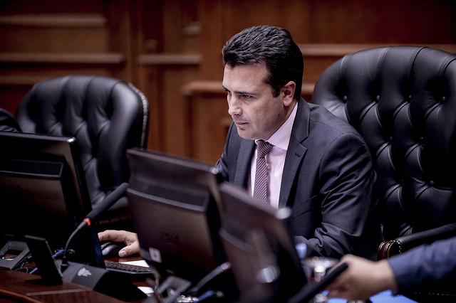 Заев ја поздрави одлуката на членовите на ДИК за враќање на бонусите и за оставките