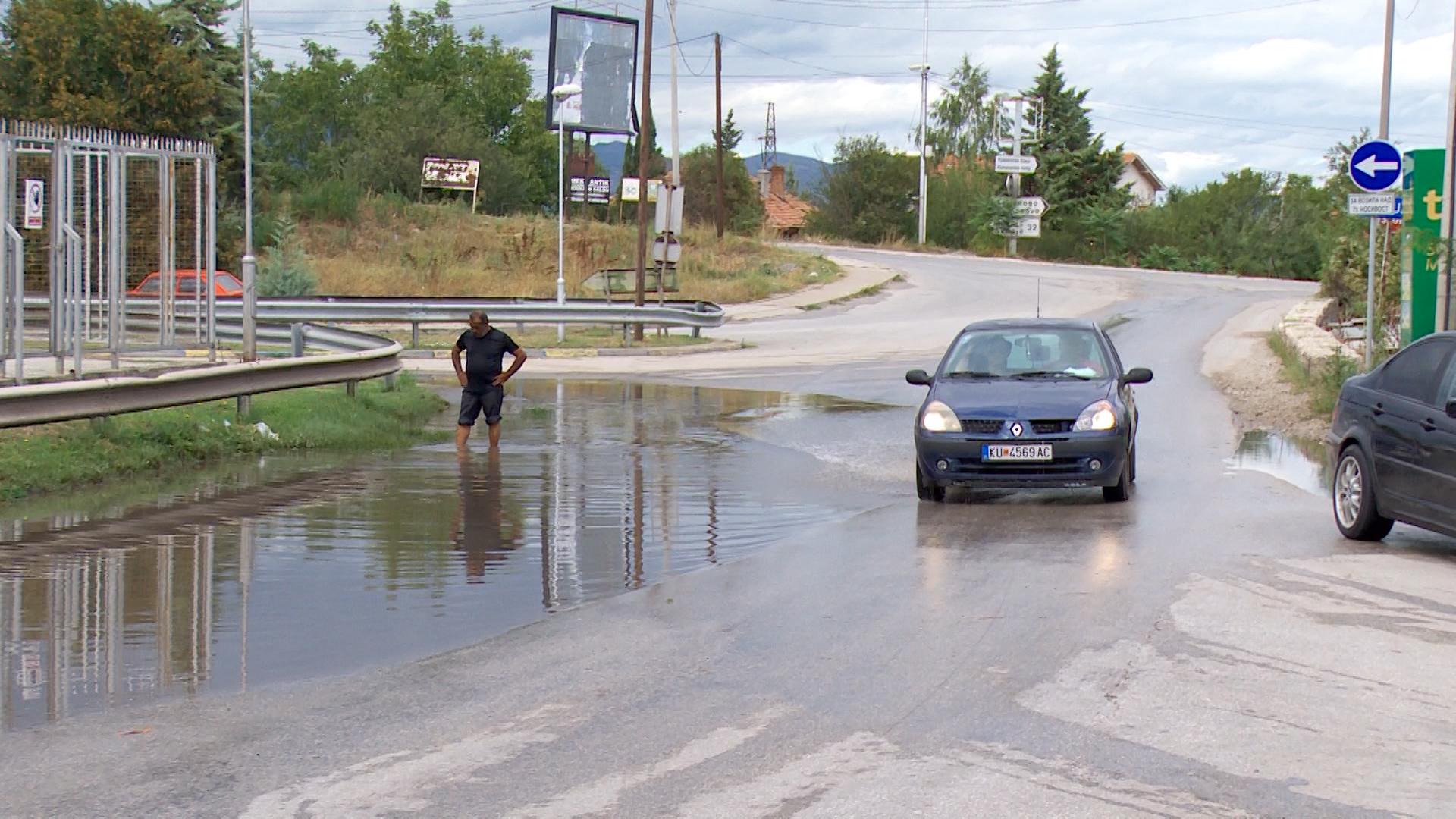 ВМРО-ДПМНЕ бара да се изнајде решение за езерото на влезот на градот (фото)
